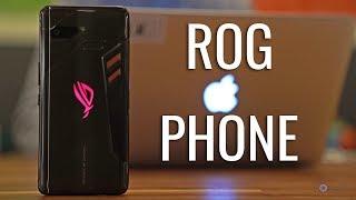 ASUS ROG Phone Complete Walkthrough: Gaming Phone Beast