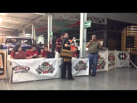 Sorteo Clase TT-1 Mexicana Logistics 2013