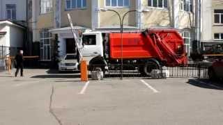 Вывоз ТБО. «Аэросити-2000» - вывоз мусора в Москве(, 2014-04-21T07:11:49.000Z)