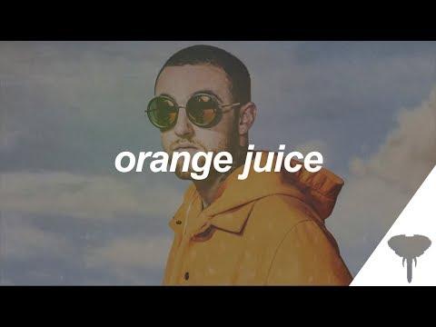 (FREE) Mac Miller x Chance the Rapper Type Beat - Orange Juice (Prod. by AIRAVATA)