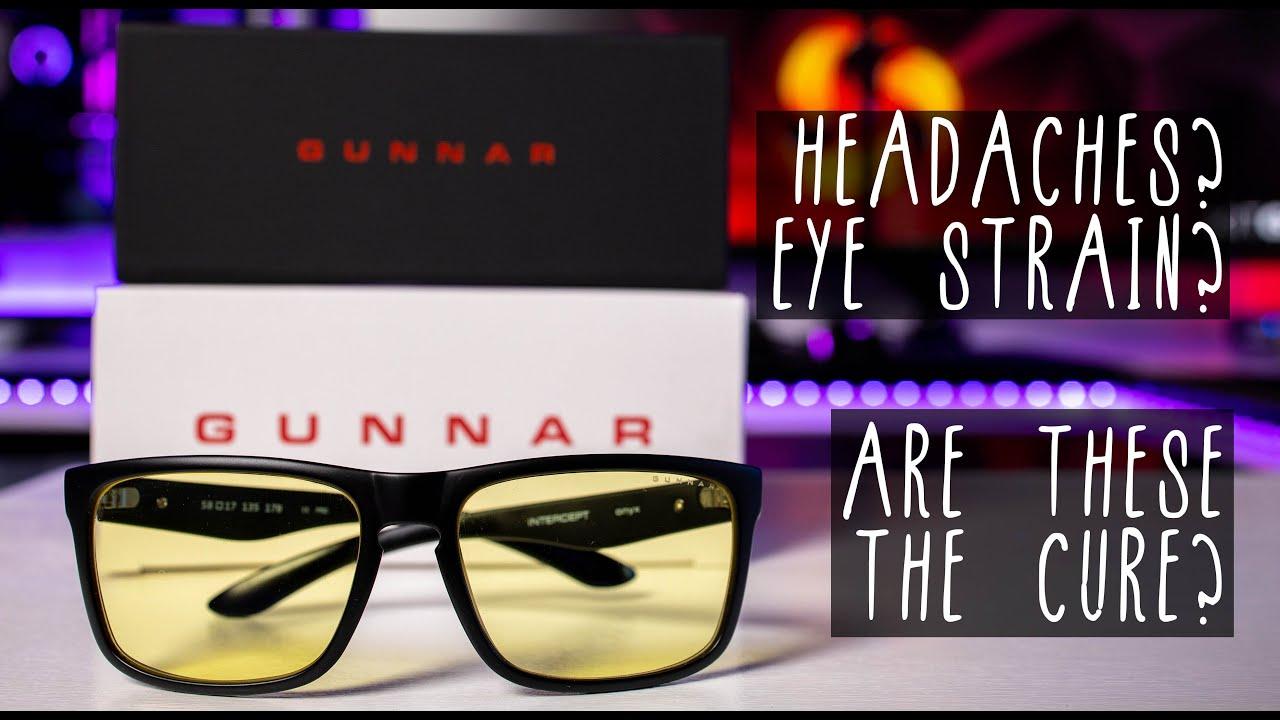 Download Do these REALLY stop Digital Eye Strain? GUNNAR glasses