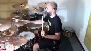 System of a Down - Mezmerize John Dolmayan Drum Grooves