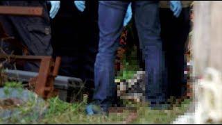 Missing mom found murdered in sewage tank