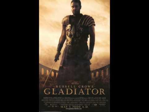 Gladiador (gladiator) OST track 1: Progeny