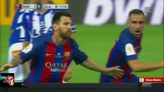 Copa del rey final-barcelona vs alaves 3-1 27/05/2017