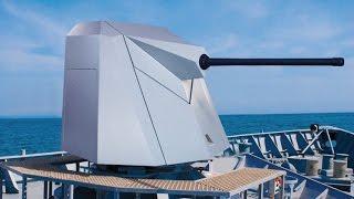76 mm naval artillery weapon - OTO Melara (Brutal)