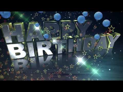 Geburtstagslied lustig, Happy Birthday to You, Geburtstag, Geburtstagsvideo, Geburtstagsgrüsse
