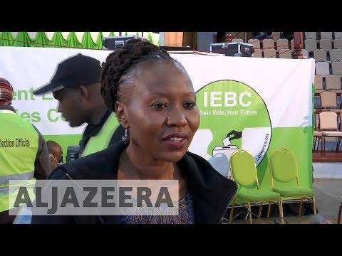 Kenya electoral commissioner resigns over potential vote fraud