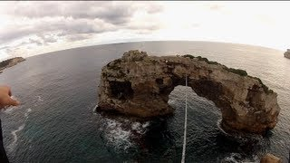 Mallorca Slackline Trip - part 3 - Chris Sharm'arch