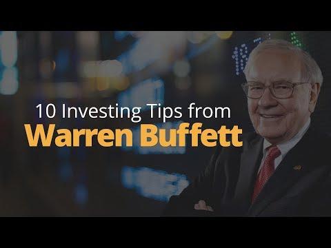Warren Buffett's Top 10 Pieces of Investing Advice | Phil Town