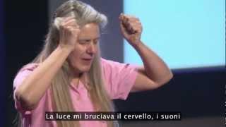 TEDItalia - Jill Bolte Taylor racconta il suo ictus (sub ita)