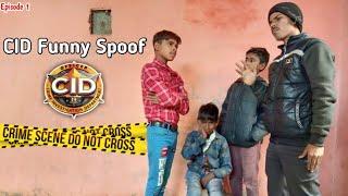 Cid Funny Video |CID A Mastermind Chor | Episode 1| CiD Funny Spoof |Devendra Kashyap