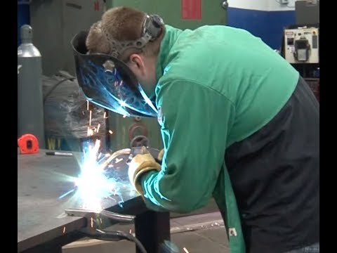 Cool jobs in St. Louis - Welder