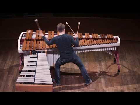 Emmanuel Séjourné: Attraction (short version) performed by Christoph Sietzen