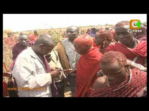 Maasai Rites Of Passage Part 2