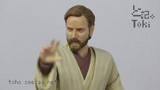 [東京コミコン2017] S.H.Figuarts Obi-Wan Kenobi(Revenge of the Sith) / オビ=ワン・ケノービ display