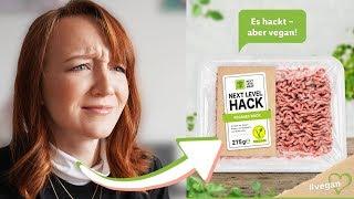 Veganes Hackfleisch - Muss das sein?