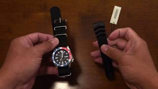 Unboxing and First Impression - Seiko SKX009J1 Watch