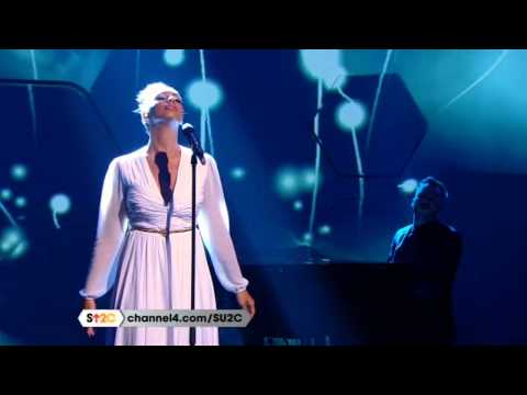 Stand up to Cancer - Leona Lewis & the Big C Choir - Run - 19th October 2012