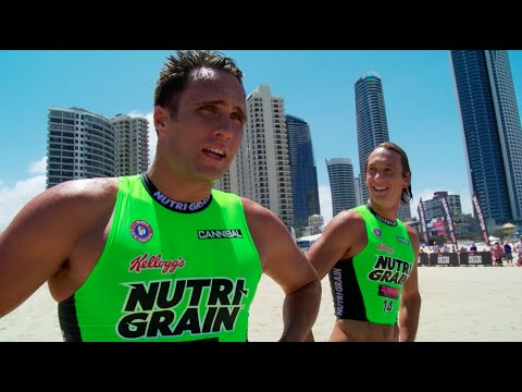 Nutri Grain Ironman Nutri-grain Series 2014-15