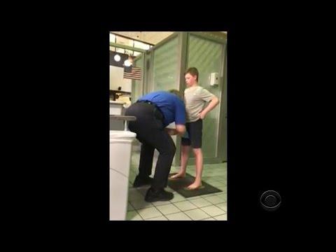 TSA stands behind aggressive pat-down of 13-year-old boy