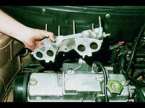 LADA десяткаСистема питания двигателя автомобиля ВАЗ 2110