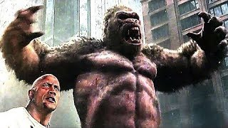 Rampage Official Trailer #2 (2018) HD