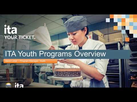 Discover, Explore, Train and Work: An Innovative Approach to Youth Engagement in the Trades