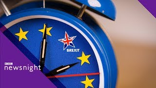 Can Brexit deliver a new form of economy? - BBC Newsnight
