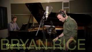 Bryan Rice Millfactory Steinway Session - This Is For You/Here I Am Medley