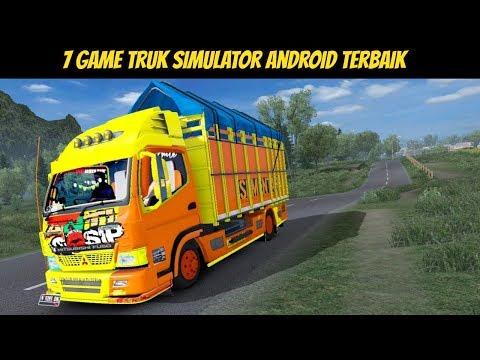 7 Game Truk Simulator HP Android Terbaik