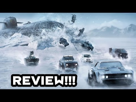 The Fate of the Furious - CineFix Review!