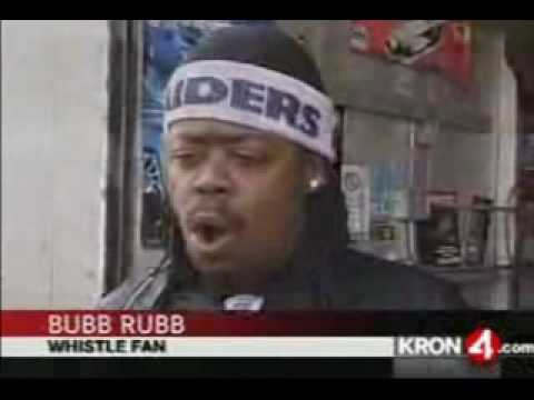 Bubb Rubb Whistles Go Woo Woo - Extended Rap Song Remix