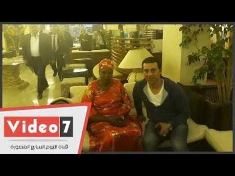 لماذا أغضب محمد منير وزيرة الثقافة لجنوب السودان؟  - 11:22-2018 / 3 / 21