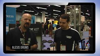 Alesis Interview on Kits