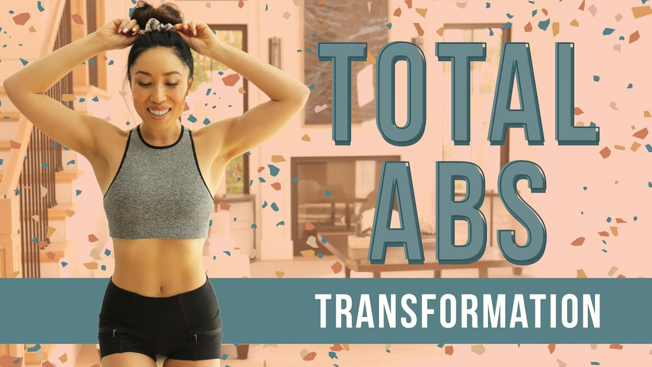 10 Minute Ab & Oblique Sculpter   Total Body Transformation Workout