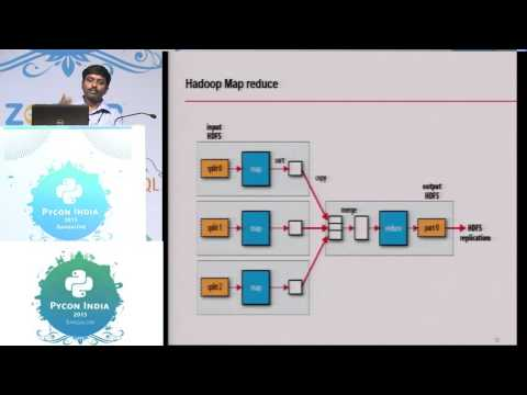 Image from Explore Big Data using Simple Python Code and Cloud Environment - PyCon India 2015