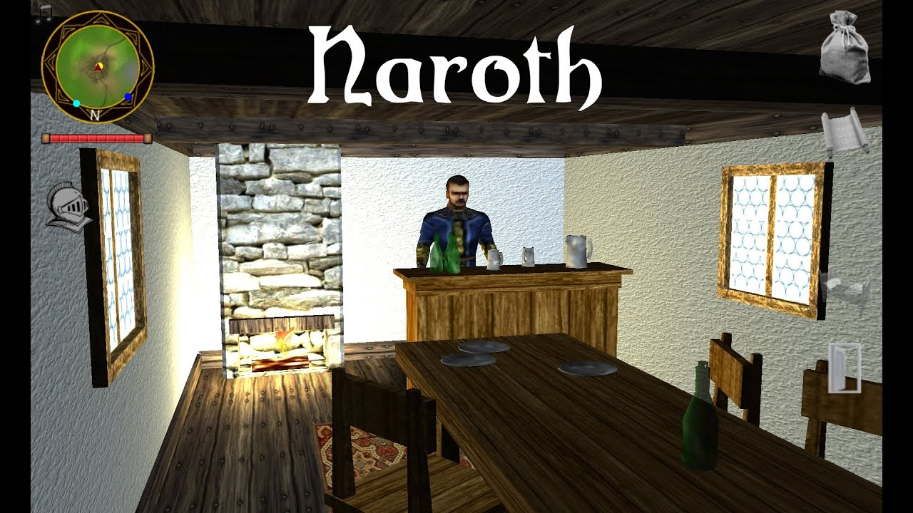 Naroth - Release Trailer (English)