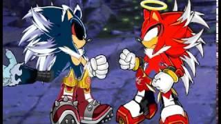 Super Sonic X Universe OVA 4 (TRAILER)