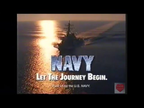 United States Navy Television Commercial 1999 B