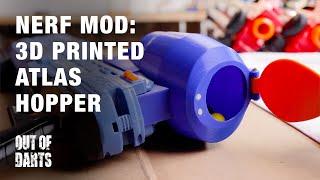 Nerf MOD: 100+ round Rival Atlas Hopper