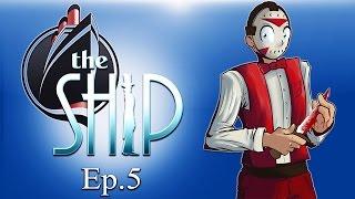 THE SHIP: Murder Party - Funny moments Ep.5 (Random Killings!)