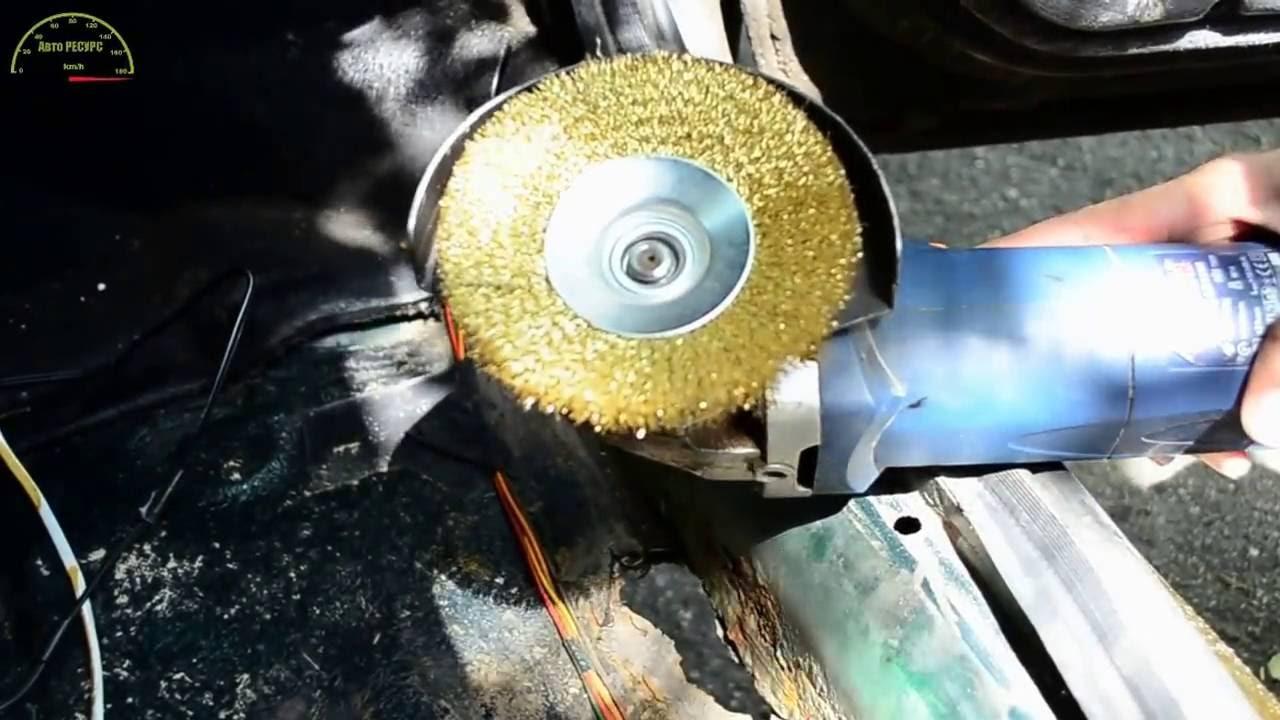 Кузовной ремонт без сварки Дырявый пол и короба