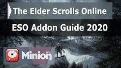 ESO Addon Guide (Harrowstorm) 2020 - The Must have Addons for Beginners