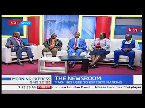 THE NEWSROOM: Media's responsibility in building Kenya's cohesion