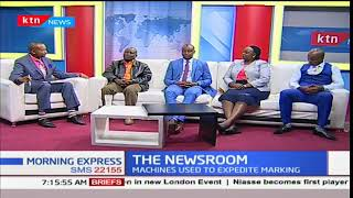 Video THE NEWSROOM: Media's responsibility in building Kenya's cohesion download MP3, 3GP, MP4, WEBM, AVI, FLV November 2017