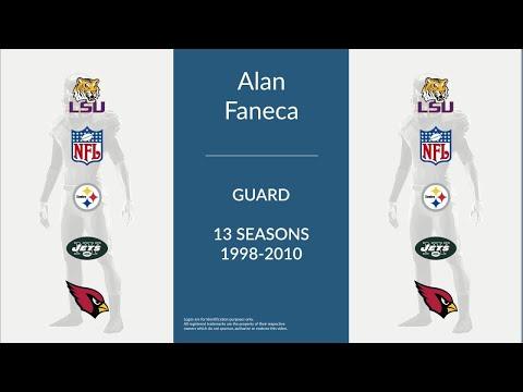 Alan Faneca: Football Guard