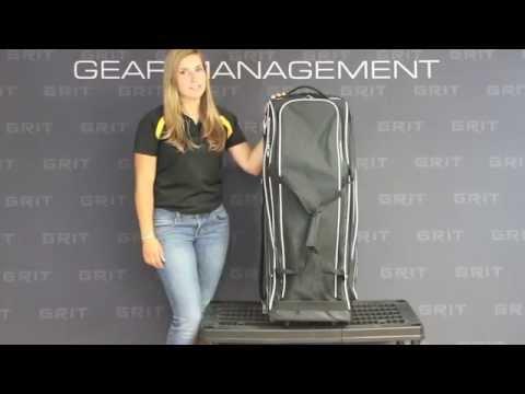 Grit BB1 Ball Tower Equipment Bag W/Wheels