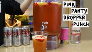 Pink Panty Dropper Punch