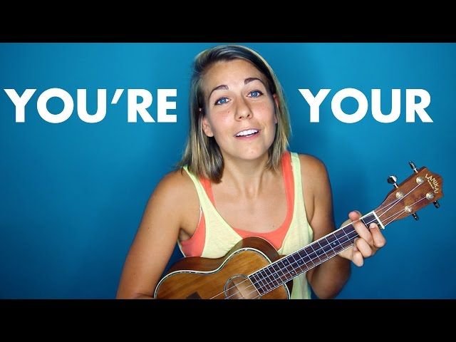 The You're and Your Song